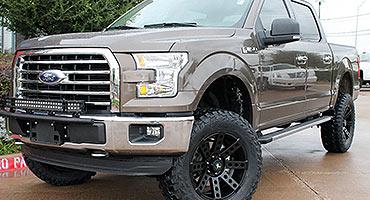 JR's Custom Auto - Custom Jeeps | Trucks | Sprinters | Autos